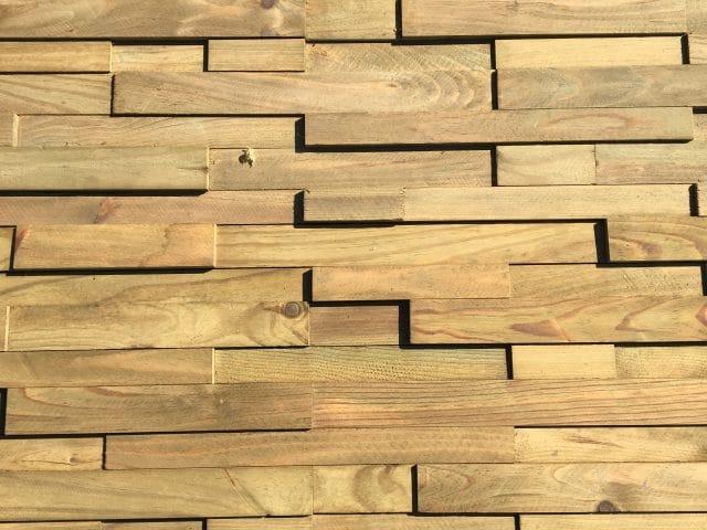 panneau déco en bois